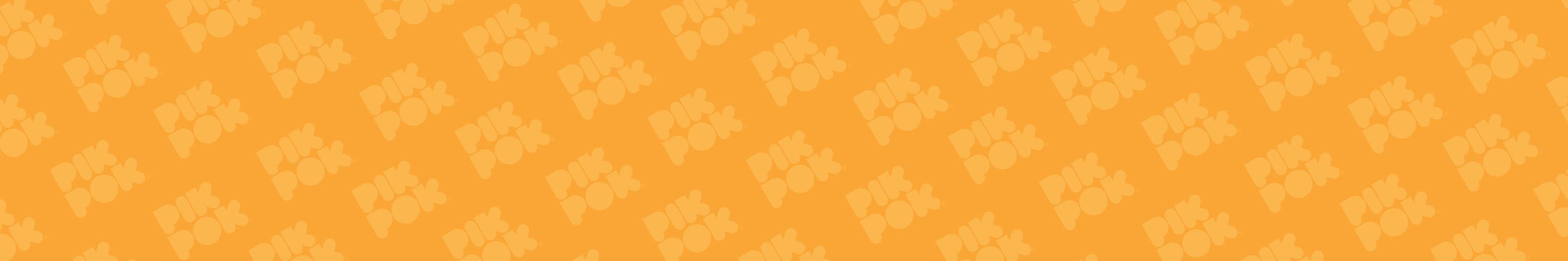 PikPok news banner orange