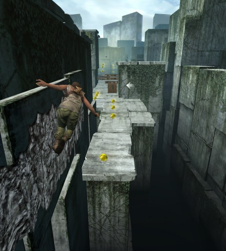 Race to survive in the official The Maze Runner game